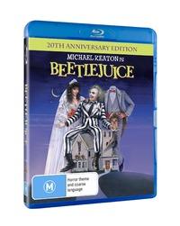 Beetlejuice - 20th Anniversary Edition on Blu-ray image