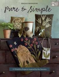 Pure and Simple by Maggie Bonanomi