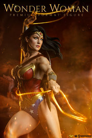 "DC Comics: Wonder Woman - 22"" Premium Format Figure"