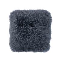 Bambury Mongolian Lambswool Cushion (Dusk) image