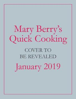 Mary Berry's Quick Cooking by Mary Berry image