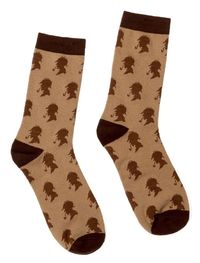 Out of Print: Sherlock Holmes - Women's Crew Socks