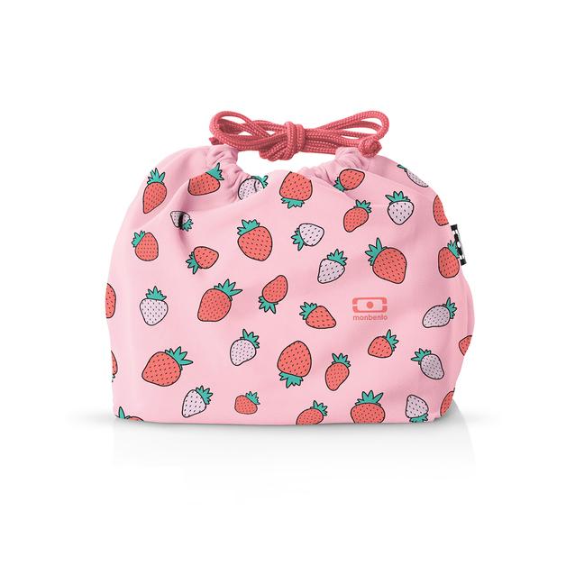 Monbento: Pochette Graphic Bag (Strawberry)