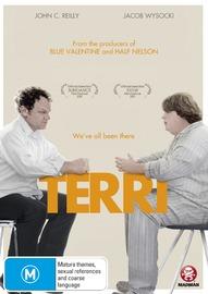Terri on DVD