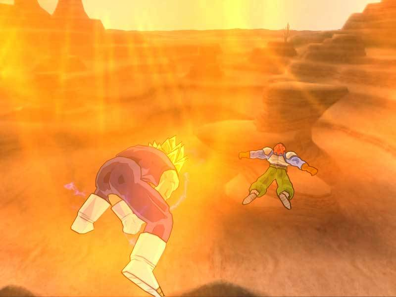 Dragon Ball Z: Budokai Tenkaichi 2 for PlayStation 2 image