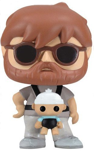 The Hangover Alan With Baby Carlos Pop Vinyl Figure At Mighty Ape