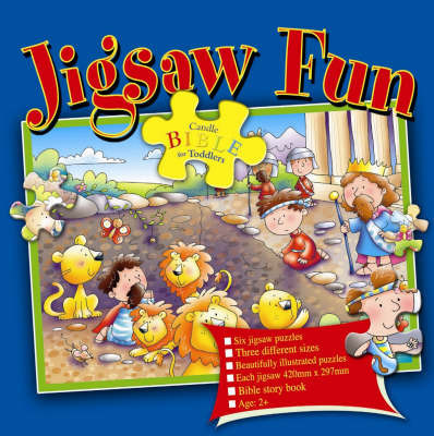 Bible Jigsaw Fun by Juliet David