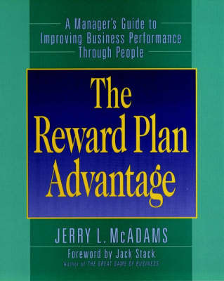 The Reward Plan Advantage by Jerry L. McAdams