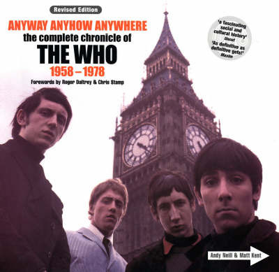 Anyway Anyhow Anywhere by Andy Neill