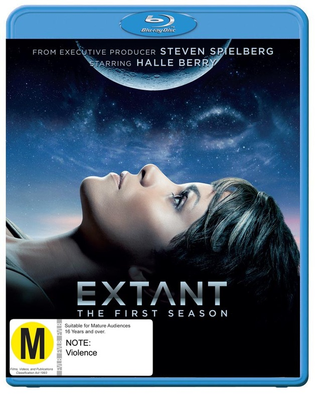 Extant - The Complete First Season on Blu-ray