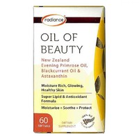 Radiance Oil of Beauty (60 Capsules)