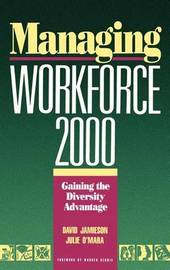 Managing Workforce 2000 by David Jamieson image
