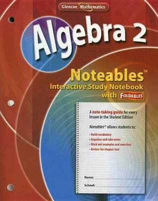 Algebra 2 by McGraw-Hill Education