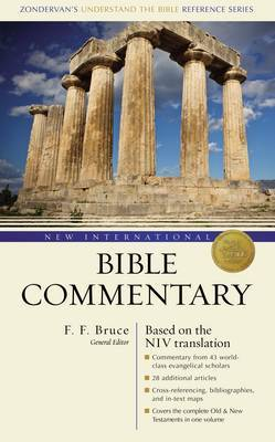 New International Bible Commentary by F.F. Bruce