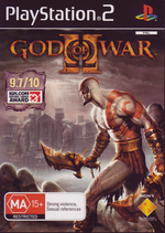 God of War II for PlayStation 2