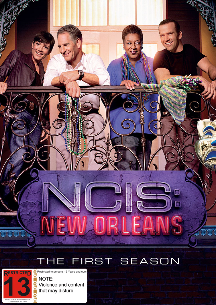 NCIS: New Orleans on DVD image