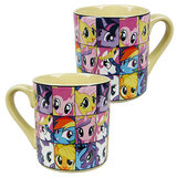 My Little Pony: Character Faces - Ceramic Mug