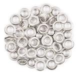 """Fiskars: Silver Eyelets (3/16"""") - 50pk"""