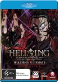 Hellsing Ultimate - Collection 3 on Blu-ray