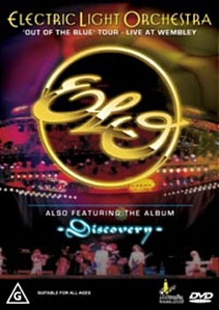Elo - Live At Wembley 1978 on DVD image