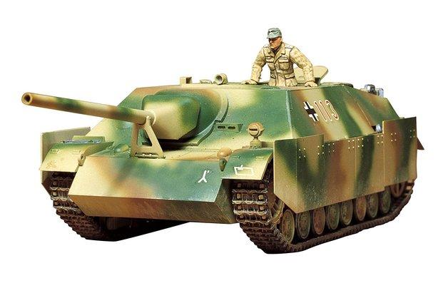 Tamiya 1/35 German Jagdpanzer IV Lang - Model Kit