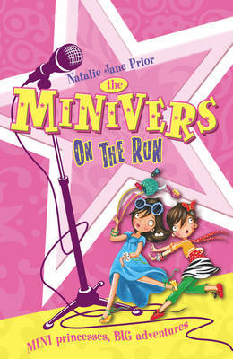 Minivers on the Run by Natalie Jane Prior image