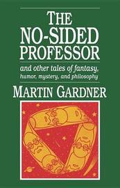 The No-Sided Professor by Martin Gardner image