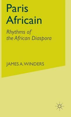 Paris Africain by James A. Winders image