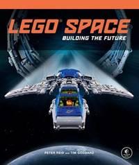 Lego Space by Peter Reid