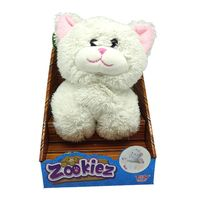 Zookiez - White Cat image