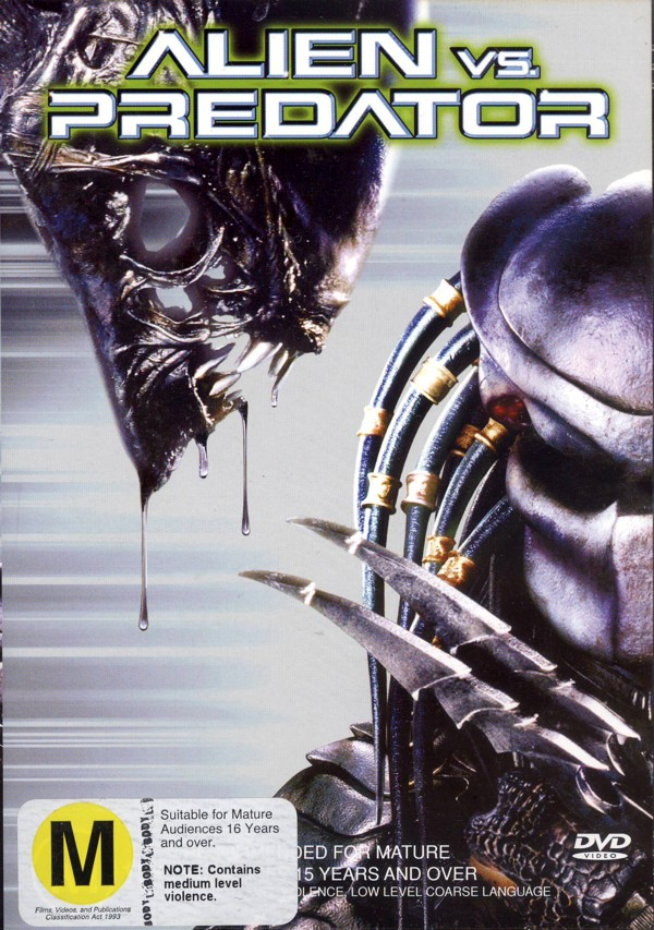 Alien Vs Predator (Single Disc) on DVD image