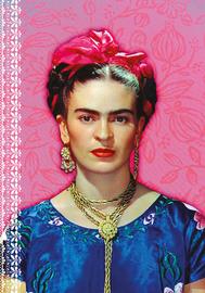 Notebook Frida Kahlo Pink