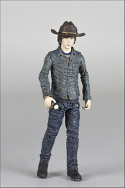 The Walking Dead Carl Grimes Action Figure (TV Series 7)