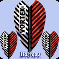 Harrow Vortex Dart Flights