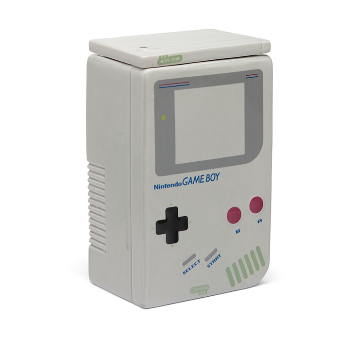 Nintendo: Game Boy - Coffee Canister image