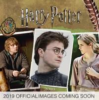 Harry Potter 2019 Square Wall Calendar