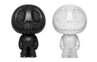 Disney: Jack Skellington (Black & White) - Hikari XS Vinyl 2-Pack