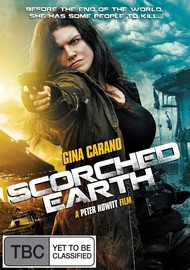 Scorched Earth on Blu-ray