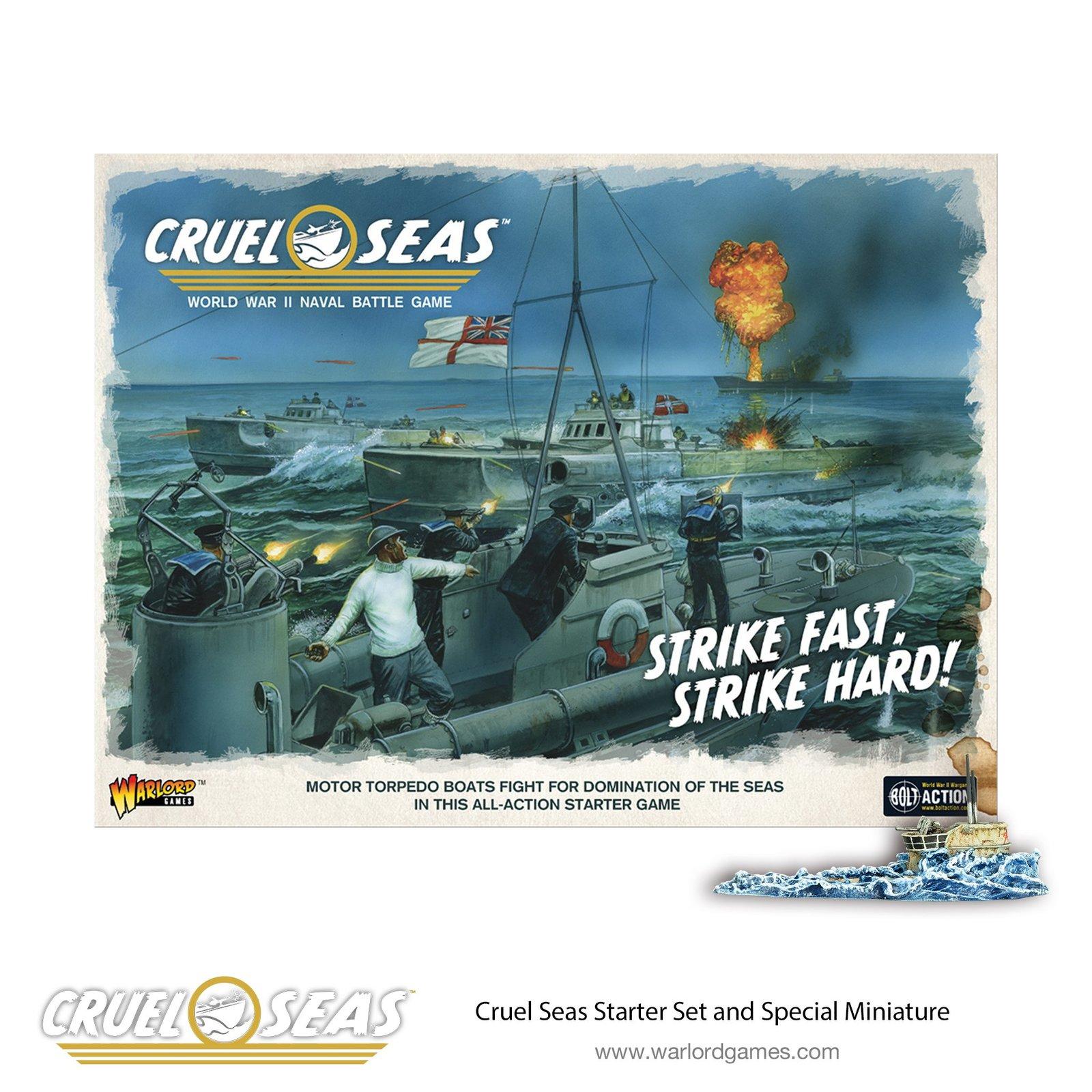 Cruel Seas Starter Set image