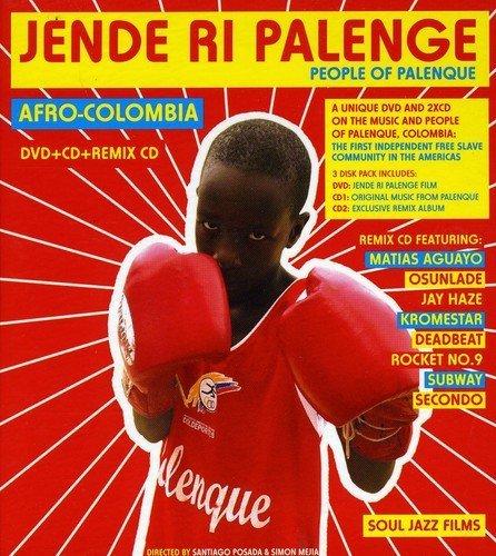 Soul Jazz Records presents Jende Ri Pelenge - People of Pelenque 5 by Jende Ri Palenge