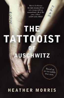 The Tattooist of Auschwitz by Heather Morris image