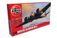 Airfix 1/48 Bristol Blenheim Mk.IF - Model Kit