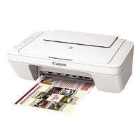 Canon: Pixma MG3060W Inkjet Multi Function Printer White Wifi