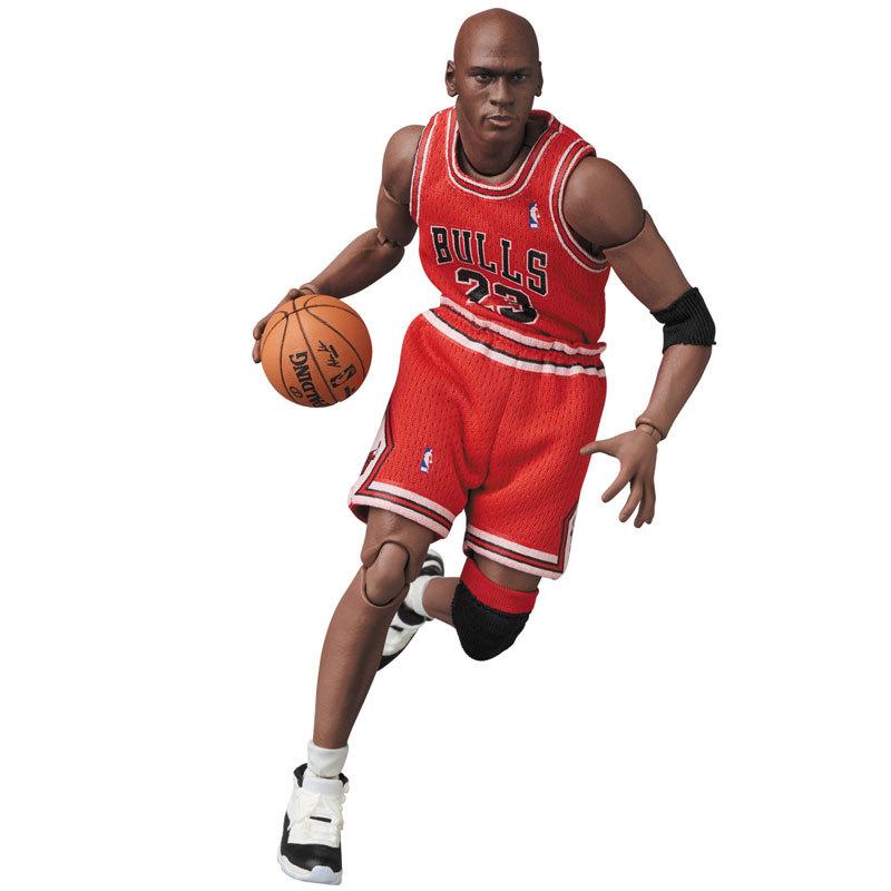 Michael Jordan (Chicago Bulls) - MAFEX Action Figure image