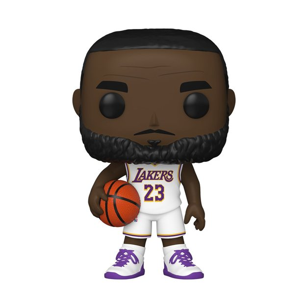 NBA: Lakers - LeBron James (Alternate) Pop! Vinyl Figure