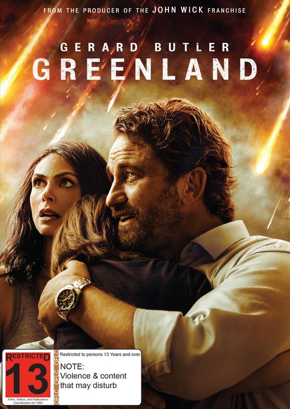 Greenland on DVD