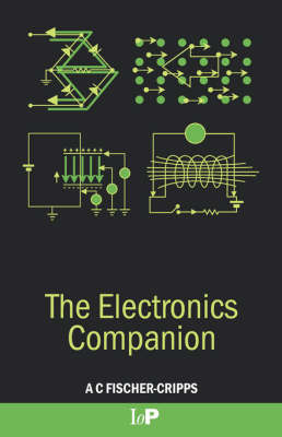 The Electronics Companion by Anthony Craig Fischer-Cripps image