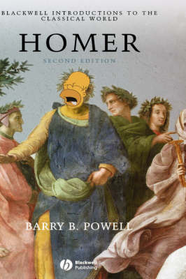 Homer by Barry B. Powell image