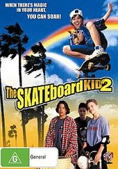 The Skateboard Kid 2 on DVD