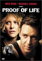 Proof Of Life on DVD